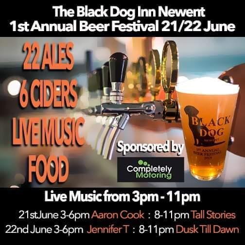 beer festival newent