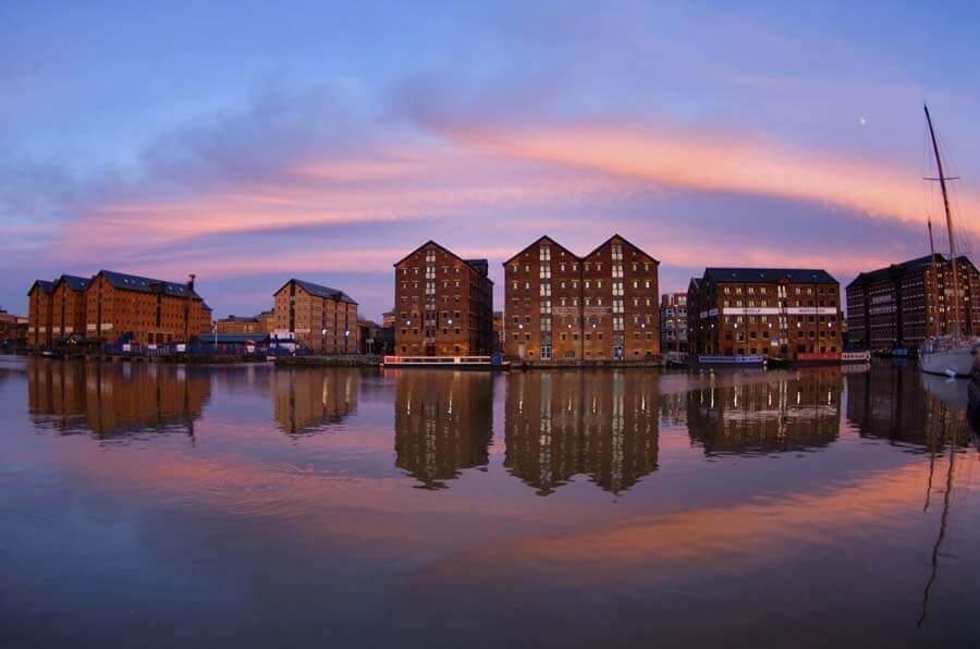 Glos Docks