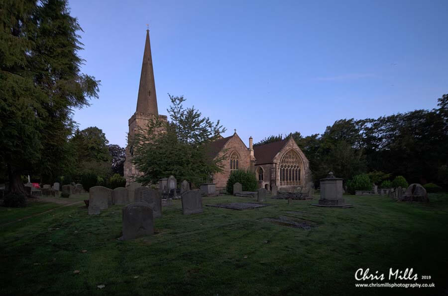 newent church